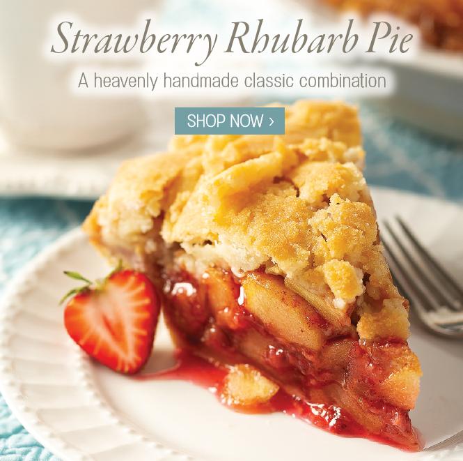 Strawberry Rhubarb Apple Pie